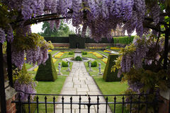 Hampton Court Fotografía de archivo libre de regalías