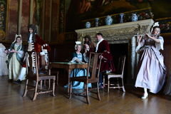 Hampton Court Imagenes de archivo