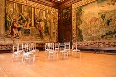 Hampton Court Imágenes de archivo libres de regalías