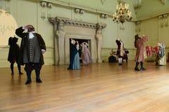 Hampton court Zdjęcie Royalty Free