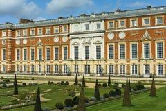 Hampton Court England. The Palace of Hampton Court near London in England Stock Images