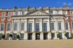 Hampton Court Facade Stock Images
