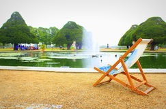 Hampton Court Fountain Imagem de Stock Royalty Free