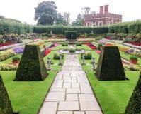 Hampton Court Garden Imagens de Stock