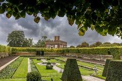 Hampton Court Garden Stock Afbeelding