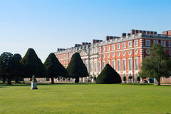 Hampton Court Palace Stock Photo