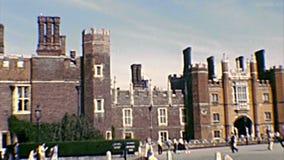 Hampton Court Palace archivistique clips vidéos