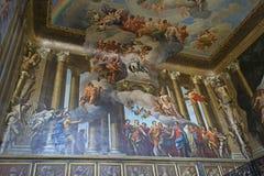 Hampton Court Palace. royalty free stock photography