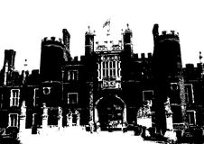 Hampton Court Palace England UK Stock Images