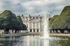 Hampton Court Palace, Kingston, en Londres Imágenes de archivo libres de regalías