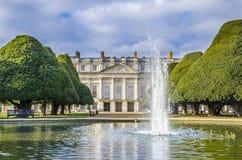 Hampton Court Palace, Londres Imagen de archivo