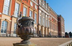 Hampton Court-Palast Stockfotografie