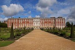 Hampton Court-Palast Stockfotos