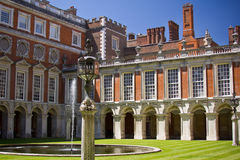 Hampton Court-Palast Stockfotos