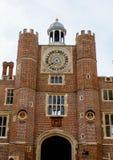 Hampton Court-Palast, Richmond, Großbritannien lizenzfreies stockfoto