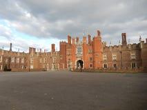 Hampton Court, Reino Unido Fotografía de archivo libre de regalías