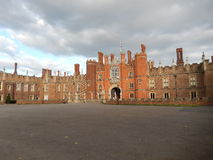 Hampton Court UK Royaltyfri Fotografi