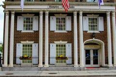 Hampton Inn Providence, RI. Royalty Free Stock Images