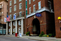 Hampton Inn Providence, RI. Stock Photography