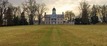 Hampton Mansion royalty free stock photography