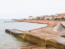 Hampton Pier, Herne Bay, Near Whitstable, Kent, UK Royalty Free Stock Image