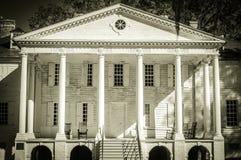 Hampton Plantation hanté Images stock