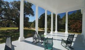 Hampton Plantation. The Hampton Plantation Home near Charleston, South Carolina Stock Image