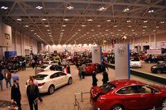Hampton Roads Auto Show Royalty Free Stock Photo