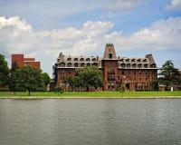 Hampton University Fotografía de archivo libre de regalías