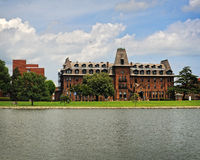 Hampton University Lizenzfreie Stockfotografie