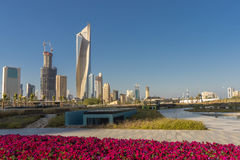 Hamra-Turm Stockbild