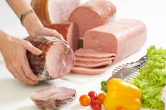 Hams Stock Image