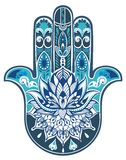 Hamsa design Royalty Free Stock Photos