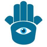 Hamsa-Hand 1 Lizenzfreie Stockfotografie