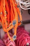 Hamsa no bazar Fotografia de Stock Royalty Free