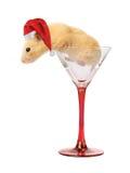 Hamster en verre photos stock