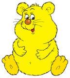 Hamster (vector clip-art) Royalty Free Stock Photo