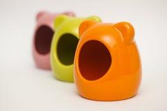 Hamster-Versteck lizenzfreies stockbild