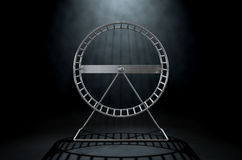 Hamster Wheel Empty Stock Images