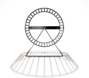 Hamster Wheel Empty Royalty Free Stock Photo