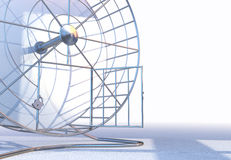 Hamster Wheel II Royalty Free Stock Image