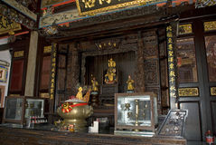 Han Jiang Teochew temple Royalty Free Stock Images