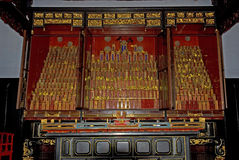 Han Jiang Teochew temple Royalty Free Stock Photography