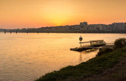Han River Arkivfoton
