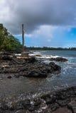 Hana Bay, Maui Royalty Free Stock Photos