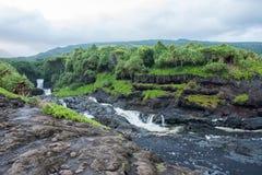Hana, Havaí fotografia de stock royalty free