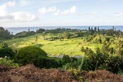 Hana, Hawaï Images libres de droits