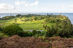 Hana, Hawaï Photos stock