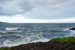 Hana, Hawaï royalty-vrije stock afbeeldingen
