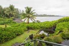 Hana, Hawaii imágenes de archivo libres de regalías